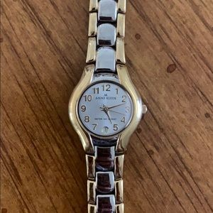 Anne Klein Two-Toned Watch